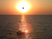 Sunset on Ischia