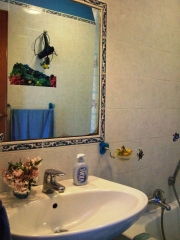 <b>Bathroom of Ornella Villa in Sorrento</b>