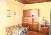 Kitchen/Dining area of the Uva Apartment