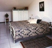 Bedroom of the 2-room apartment