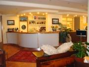Bar inside the hotel