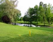 Golf field near the B&B