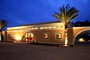 The Resort by night