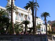 The famous Casino of Sanremo near the hotel