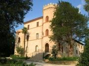 Facade of the Castle