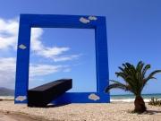 Sculpture park - Fiumara d'arte