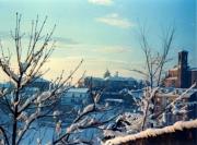 Mongardino in the winter