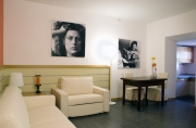 Tree-Room flat - Living Room
