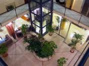 Internal fountain