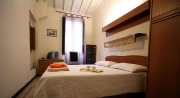 Single room with shared bath