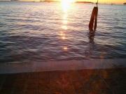 View of Venice Laguna