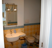 Bathroom of Federica apartment
