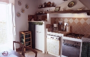 Kitchen of Celli apartment