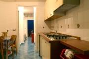 Kitchen of the studio