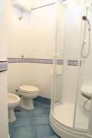 Bathroom of the studio