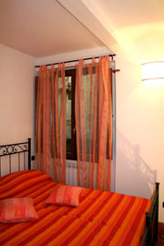 Double bedroom of the Duomo apartment