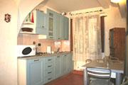 Kitchen of the Duomo Apartment