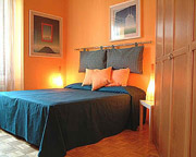 Rome Lodging: Double bedroom of Filiberto Lodging