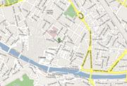 Exact location of the Duomo apartment