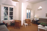 Detail of Contessa Maria Luisa apartment in Florence