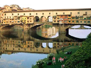 Apartment Florence Centre: Pontevecchio, only a few steps from De' Castellani Apartment