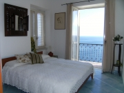 The Bedroom with marvellous seaview
