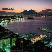 Naples volcano
