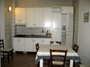 Kitchen of the apartment