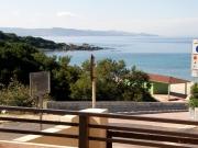 Veduta dalla casa vacanze
