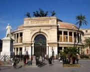 Politeama Garibaldi Teatre near the B&B