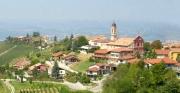 Panorama von Treiso