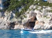 Bue Marino grottos