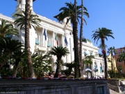 The famous Casino of Sanremo near the hotel