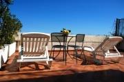 Terrasse Appartement Stromboli
