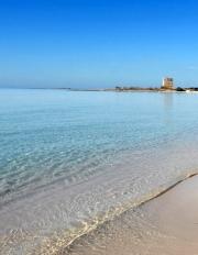 Strand von Porto Cesareo