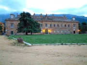 Real palace Ficuzza (14 km)