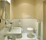 La sala da bagno