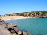 La spiaggia di Noto