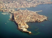 View of Ortigia