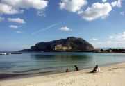 Montepellegrino and Mondello Beach