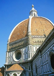 The famous Duomo of Florenz