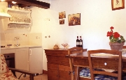 Kitchen of Moretti apartment