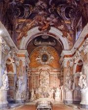 Die beruehmte Kapelle Sansevero