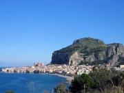 Panorama von Cefalù