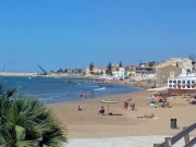 Beach of Modica