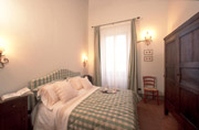 Florence Flat: Double bedroom of Ghiberti Flat in Florence