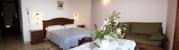 Schlafzimmer der Ferienwohnung Ludovica Typ B in Positano