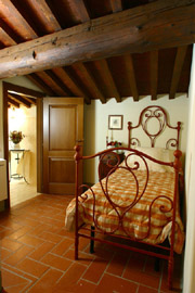 House in Florence Centre: Single bedroom of Lorenzo il Magnifico House in Florence centre