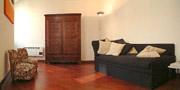Rome Appartements: Autre vue de la salle de séjour de l'Appartement Babuino à Rome