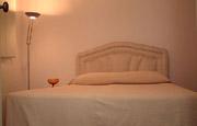 La chambre double de l' appartment Babuino à Rome